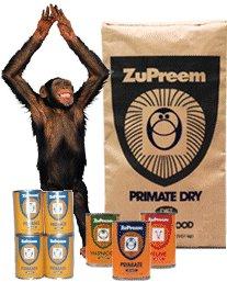 Zupreem Primate Diet
