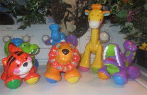 little tikes safe monkey toys