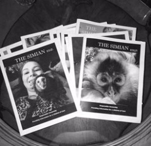 The Simian Monkey Magazine SSA