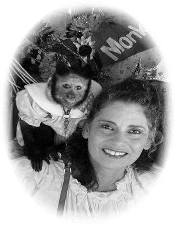 23 year old capuchin