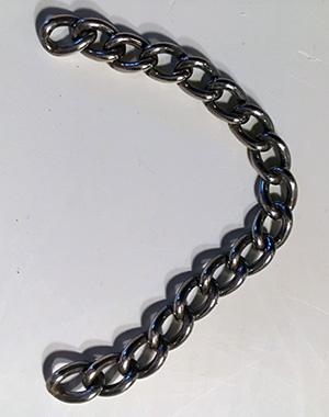 monkey collar chain
