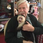 bob with capuchin