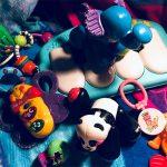 graveyard monkey toys