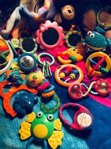 small monkey toys