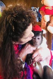 primate owner